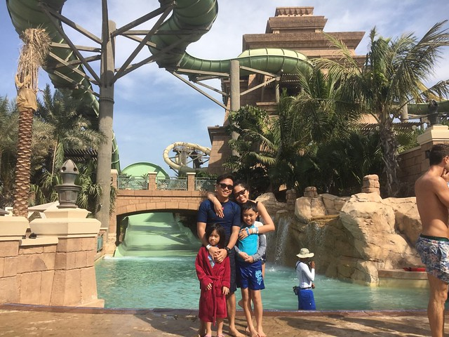 Cole's 10th Birthday Celebration in Atlantis The Palm