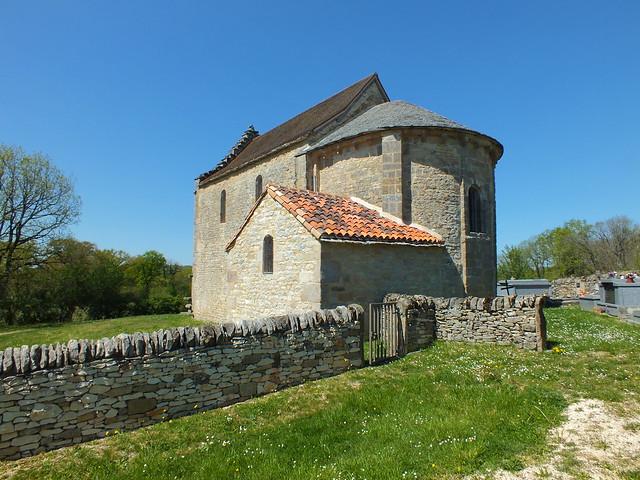 Issepts - Chapelle Saint-Médard-Lagarénie (Les Rengades)