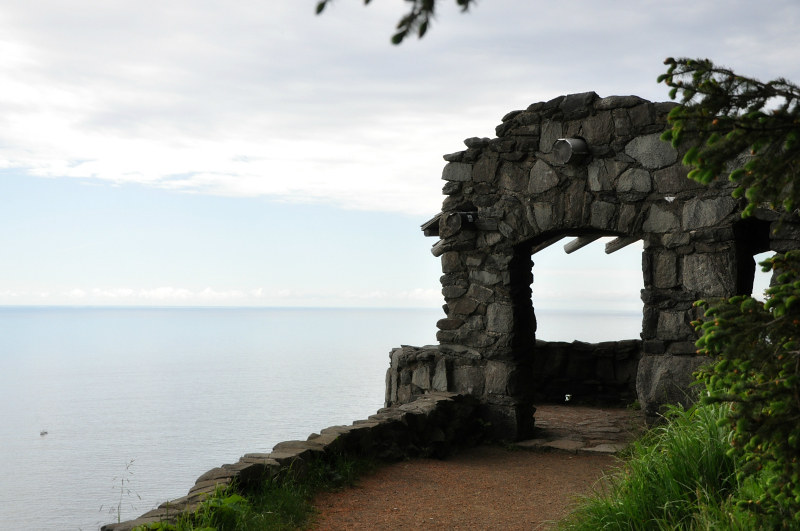 Cape Perpetua West Shelter @ Mt. Hope Chronicles