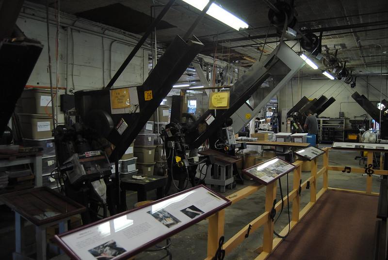 The Original Kazoo Company, Eden, New York