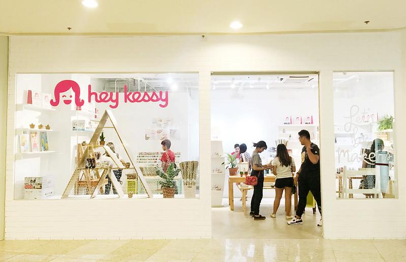 Hey Kessy Alabang Town Center