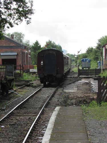 5 Nuneaton Line Market Bosworth Railway Station Photo Shackerstone- Shenton
