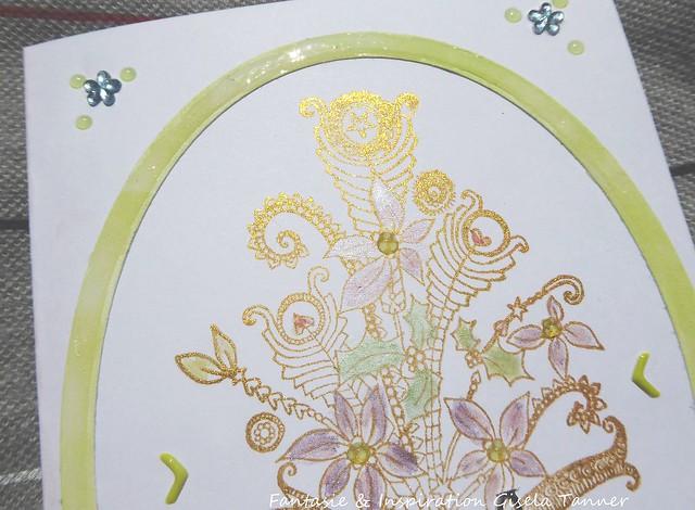 Bastelzeit - Ein Geburtstagsblumenstrauß