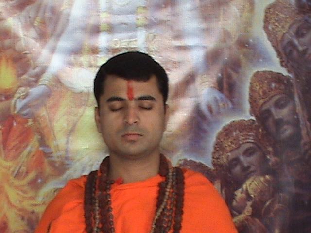 Hathayogi Dnyandas Maharaj Pic