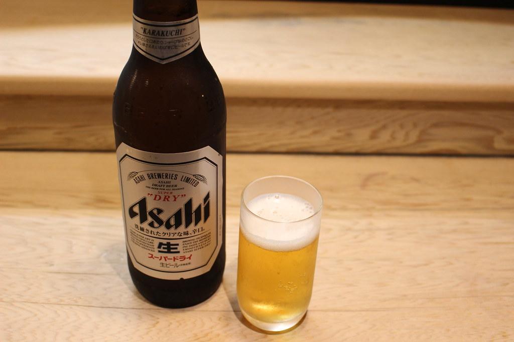 瓶ビール大