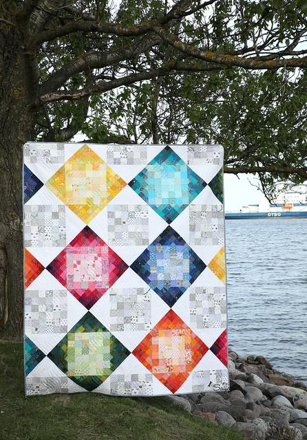 Square-Riffic quilt8