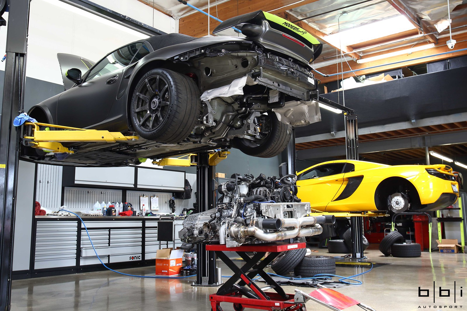 Bbi Autosport Hg Performance Porsche 997 2 Turbo S