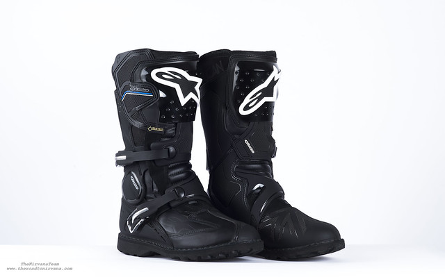 Alpinestars Toucan Boot Shoot!