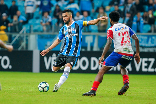 Grêmio X Bahia