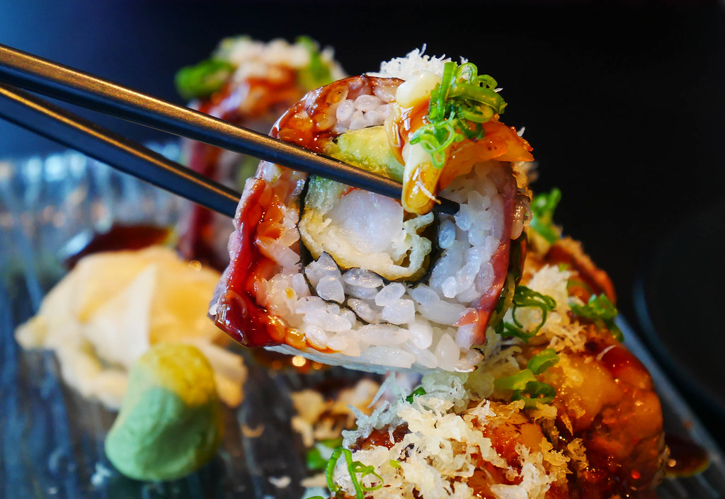 Senmi ou Sushi ou特写镜头