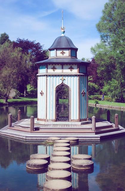 Jardin floral d'Apremont sur Allier (22)