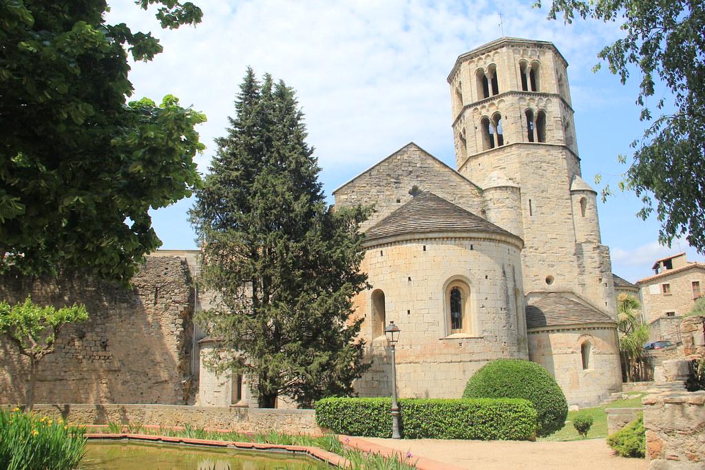 Monastir de Sant Pere de Galligants, Girona