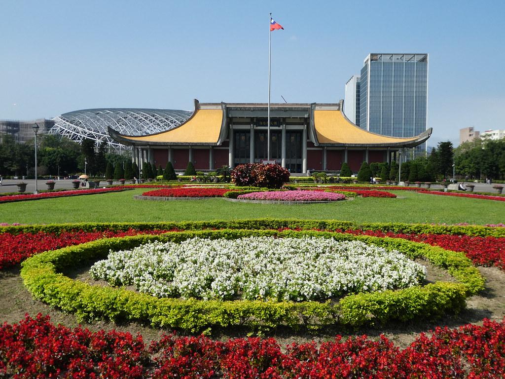Zhongshan Park, Taipei