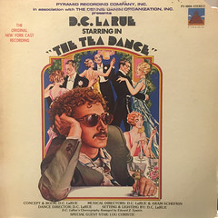 D.C. LARUE:THE TEA DANCE(JACKET A)