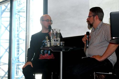 Göran Semb & David Haglund.