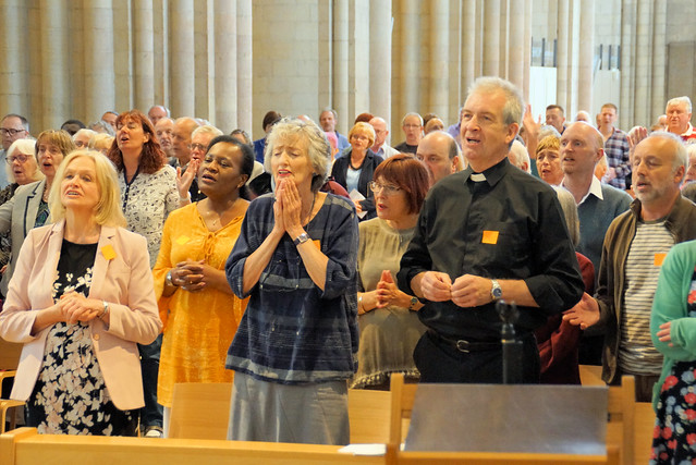 Global Day of Prayer Norwich June17