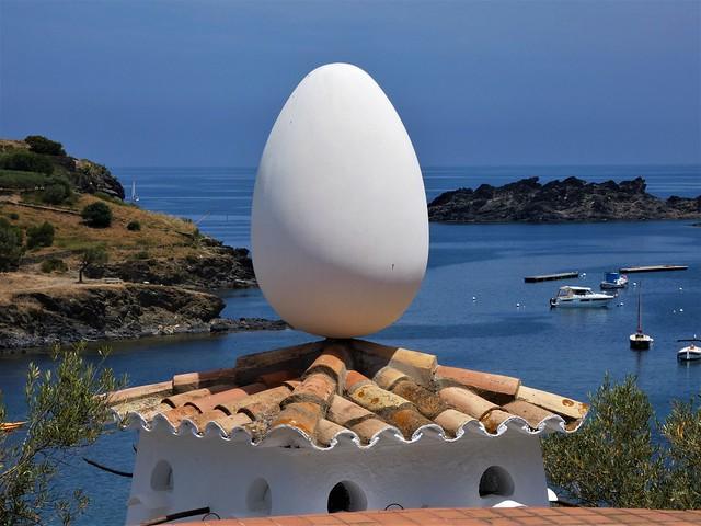 Casa-museo Dalí en Portlligat (Cadaqués, Alto Ampurdán)