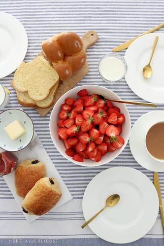 Noch mehr Erdbeeren