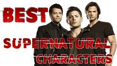 Best Supernatural Characters Poll