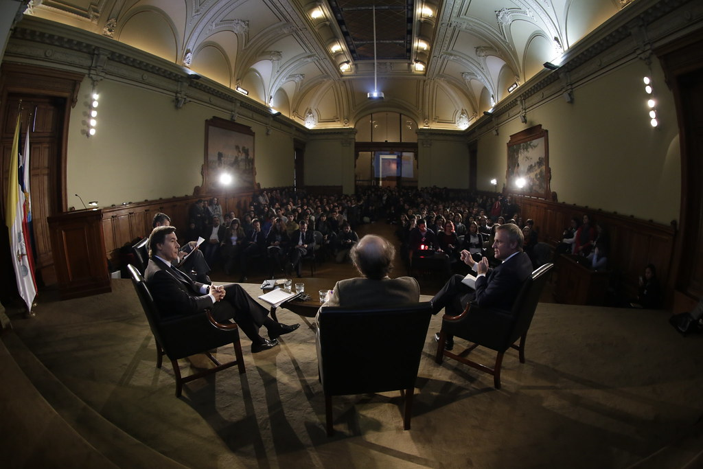 Encuentros con candidatos presidenciales