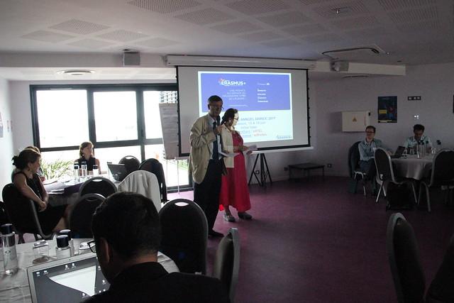 L'académie de Bordeaux accueille le séminaire annuel des DAREIC (Délégations académiques aux relations européennes et internationales et à la coopération)