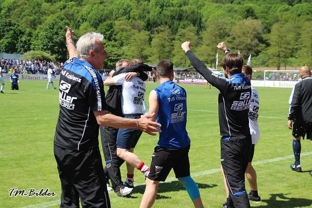 Rheinlandpokal-Finale: Eintracht Trier - TuS Koblenz 1:2 34508135190_dd731ac23f_z