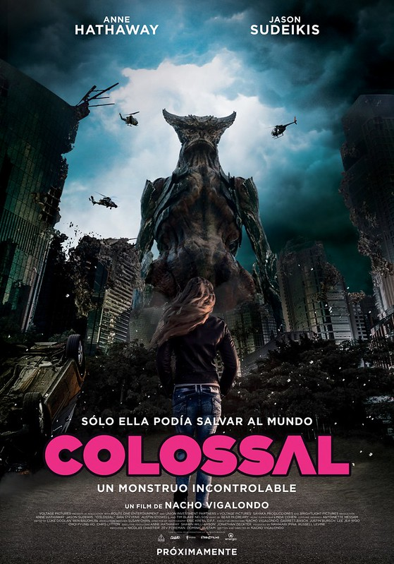 Colossal - Poster 8