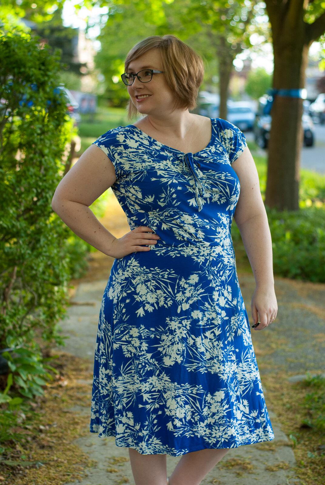 Comino Cap Peasant Dress
