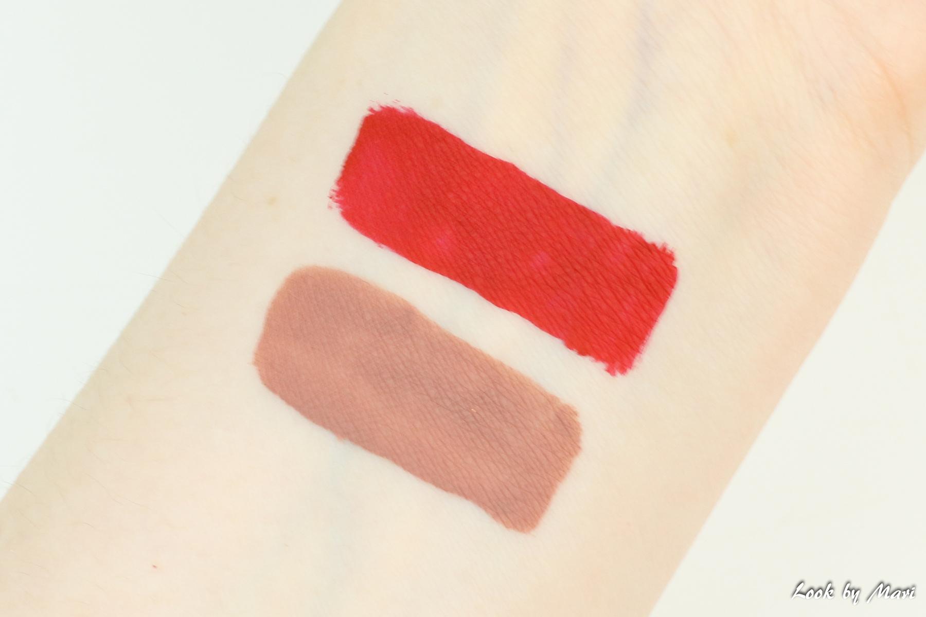 6 jeffree star velour liquid lipstick celebrity skin redrum sävyt värit kokemuksia oletkaunis.fi
