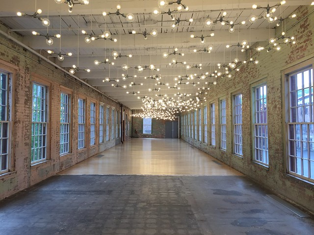 Spencer Finch at Mass MOCA