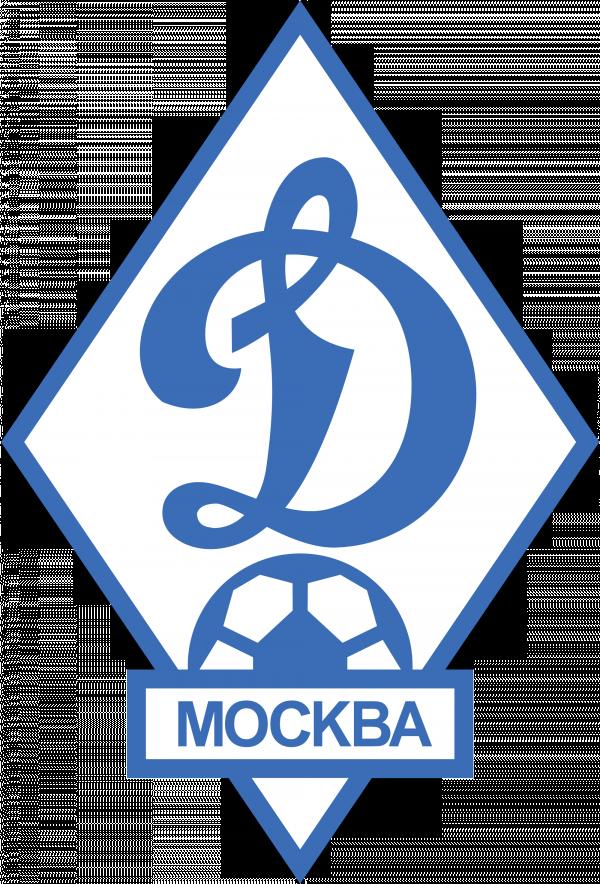 Logo Dynamo, Russian football club from Moscow
