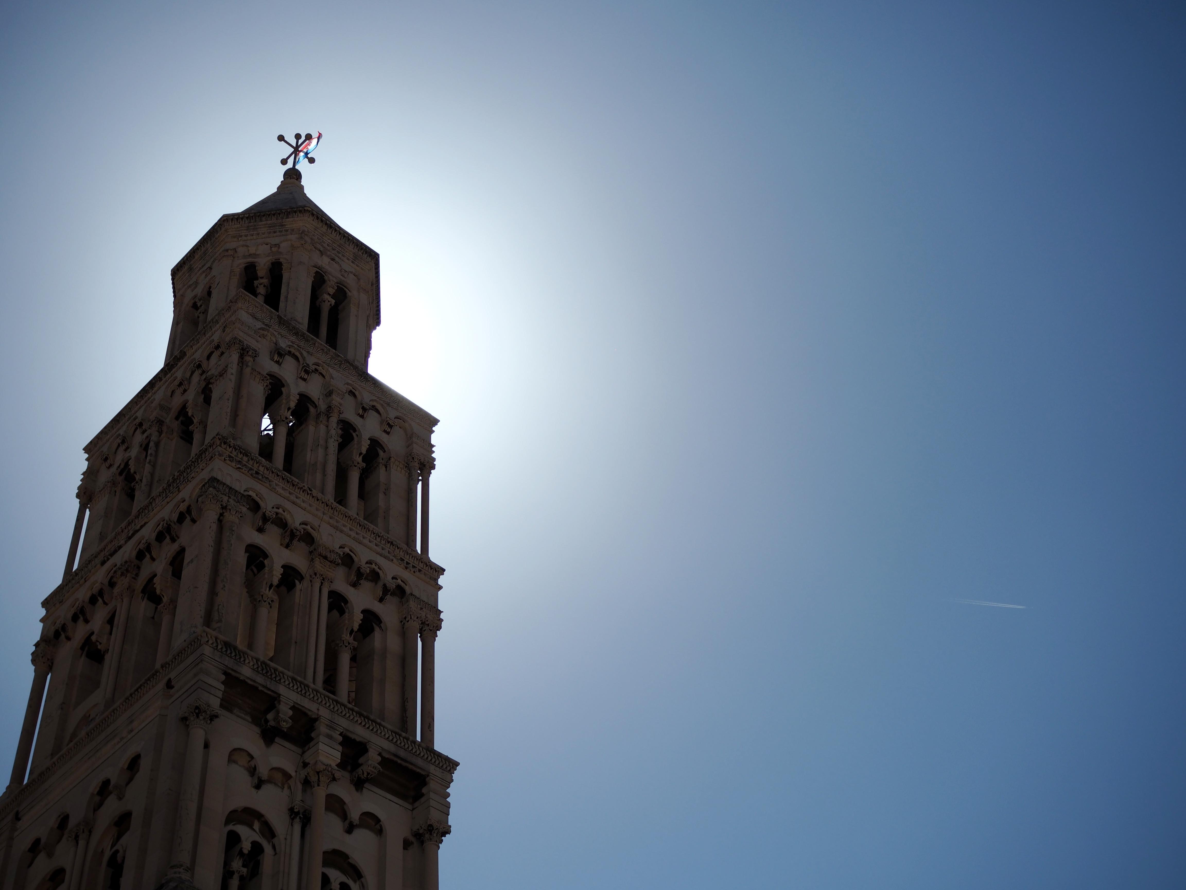 Split St. Domniuksen katedraali kellotorni