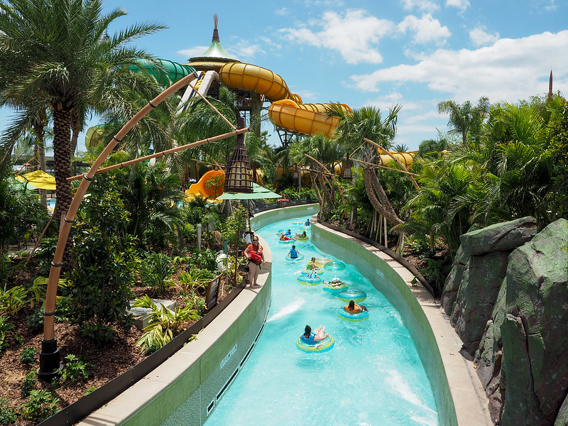 Fearless River at Volcano Bay
