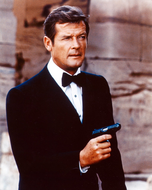Roger Moore - James Bond - 2