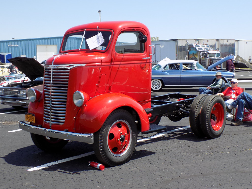Indiana Car Auction >> 1939 Chevrolet Cab Over Engine (COE) | Triple Crown Antique … | Flickr