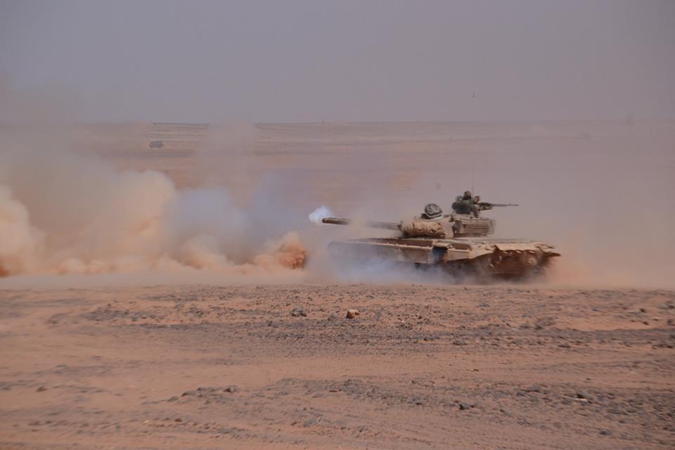 صور دبابات قتال رئيسية الجزائرية T-72M/M1/B/BK/AG/S ] Main Battle Tank Algerian ]   - صفحة 4 34838996795_e0bb95146c_o