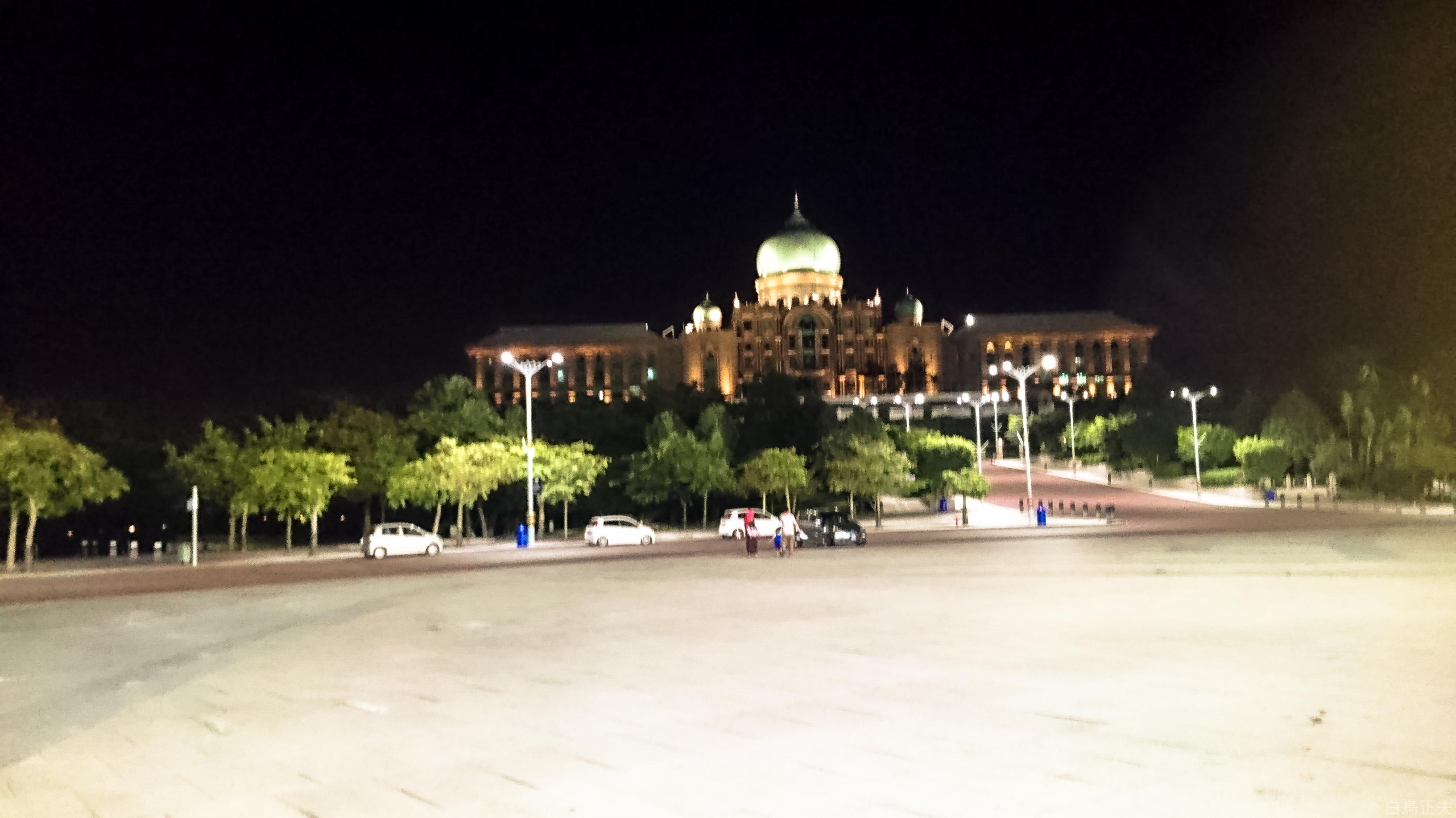 連邦政府直轄地に移設された首相官邸