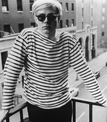 WARHOL STRIPES