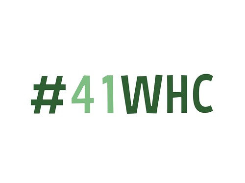 #41whc hashtag