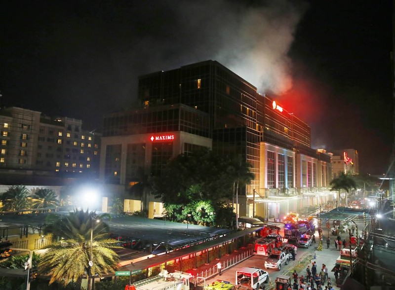Resorts World Manila attack