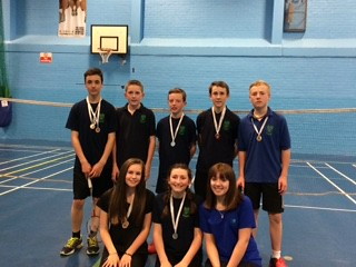 Ross Shire Schools Badminton