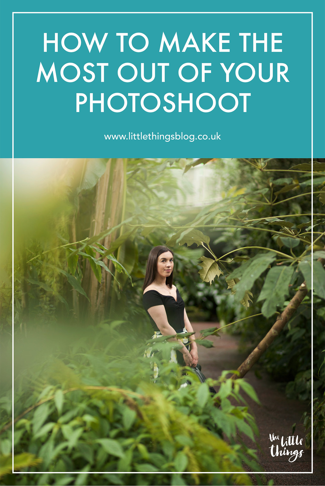 how to make the most out of your photoshoot location blogger
