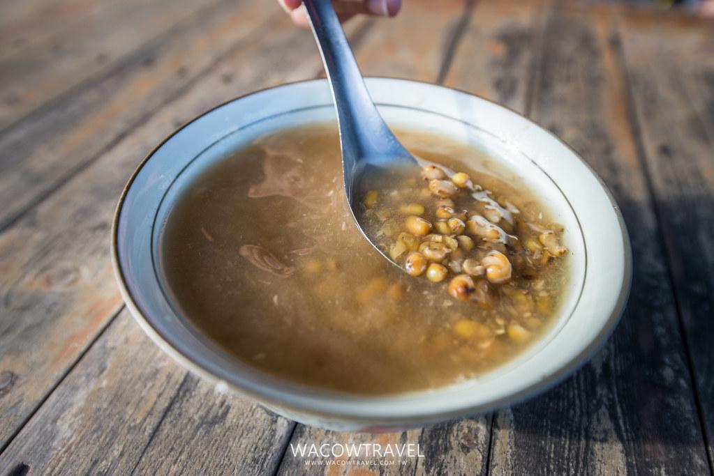 台東美食推薦-幸福綠豆湯