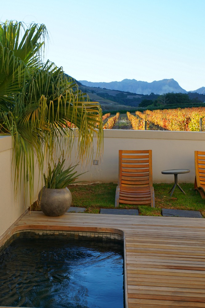 L'Avenir Hotel and Spa, Stellenbosch, South Africa