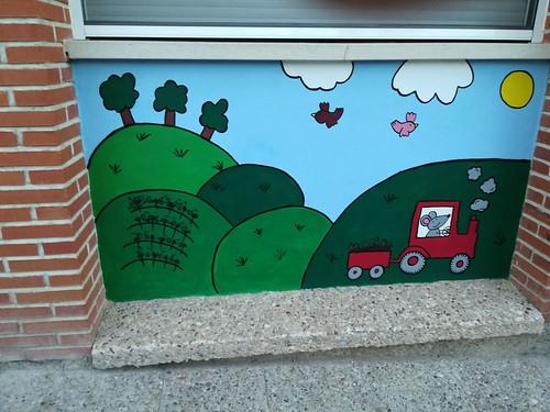 Nuevos murales en Alameda