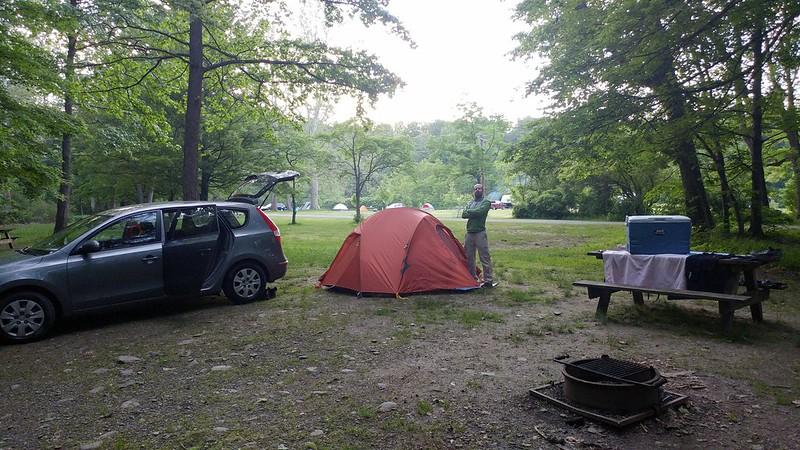 Gangsta Camping