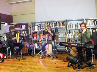 Chris Conway & Dan Britton @ Kettering Library