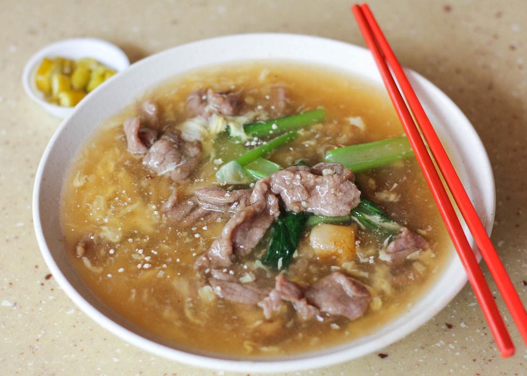 Yuhua Village Market & Food Centre: CAI Horfun