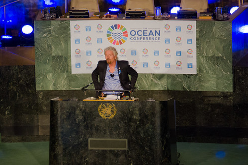 Plenary meeting World Ocean Day