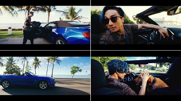 【2017 シボレー カマロ コンバーチブル】に橘ケンチが乗る!「Summer Lover」ミュージックビデオが公開!